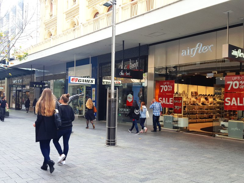 641 Hay Street Mall Perth Wa 6000 Lease Equity